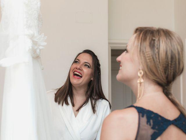 La boda de Oacar y Liliana en Vilalba, Lugo 7