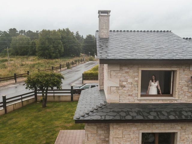 La boda de Oacar y Liliana en Vilalba, Lugo 2