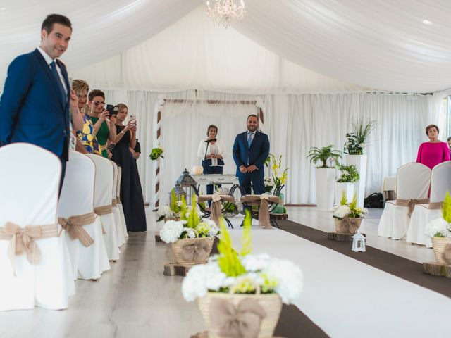 La boda de Oacar y Liliana en Vilalba, Lugo 14
