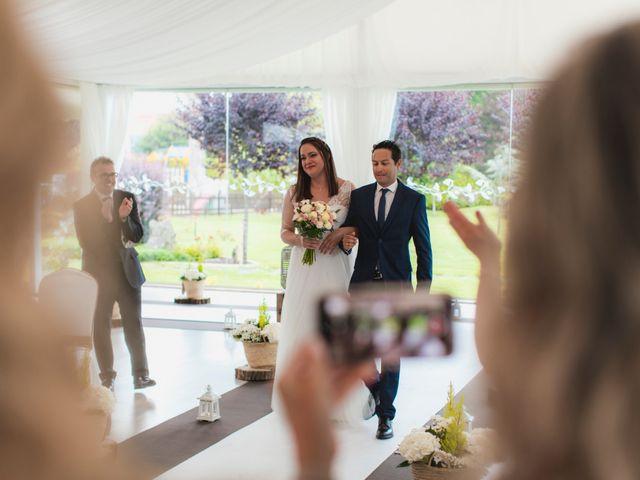 La boda de Oacar y Liliana en Vilalba, Lugo 15