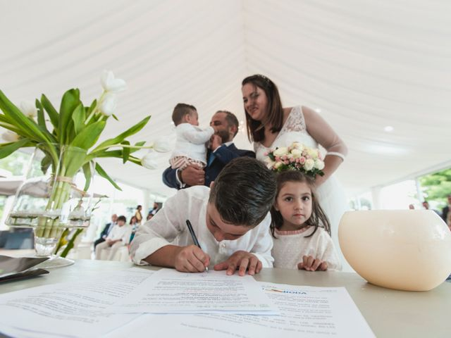 La boda de Oacar y Liliana en Vilalba, Lugo 17
