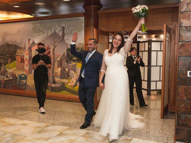 La boda de Oacar y Liliana en Vilalba, Lugo 20