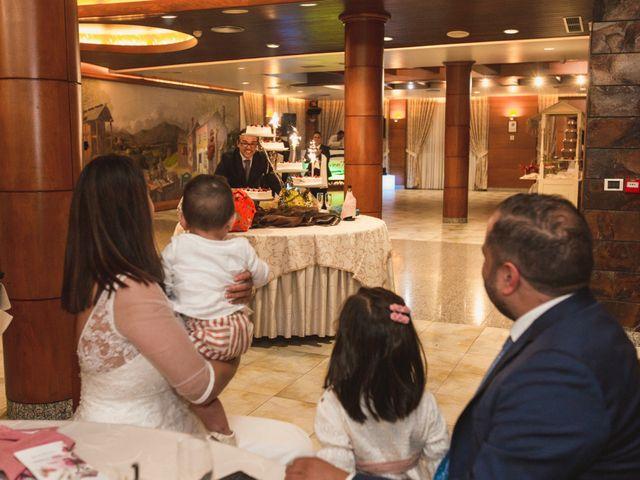 La boda de Oacar y Liliana en Vilalba, Lugo 22