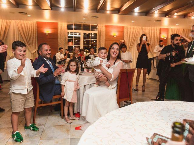 La boda de Oacar y Liliana en Vilalba, Lugo 23