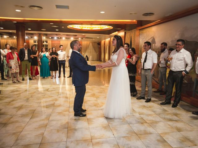 La boda de Oacar y Liliana en Vilalba, Lugo 24