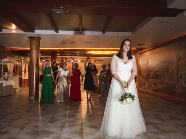 La boda de Oacar y Liliana en Vilalba, Lugo 26