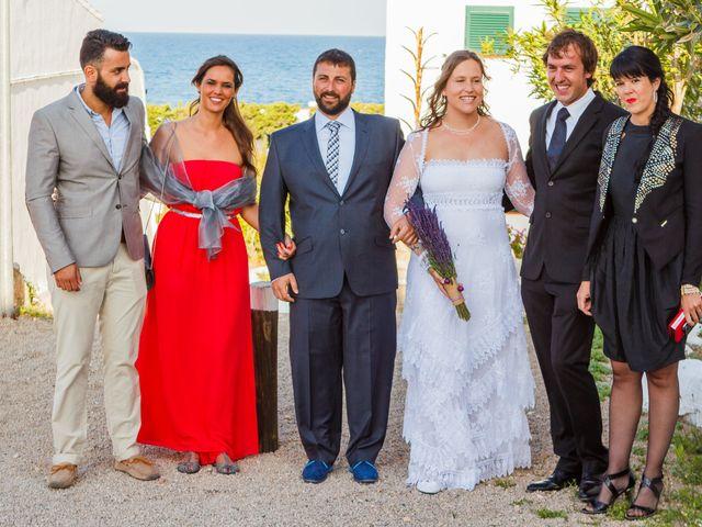 La boda de Vir y Ferran en L' Ampolla, Tarragona 1