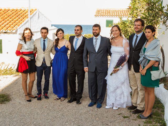 La boda de Vir y Ferran en L' Ampolla, Tarragona 2