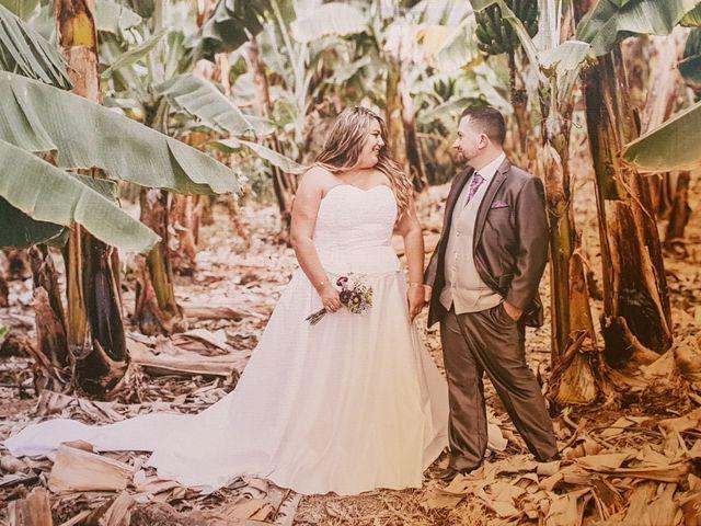 La boda de Samuel y Iris en Los Realejos, Santa Cruz de Tenerife 1