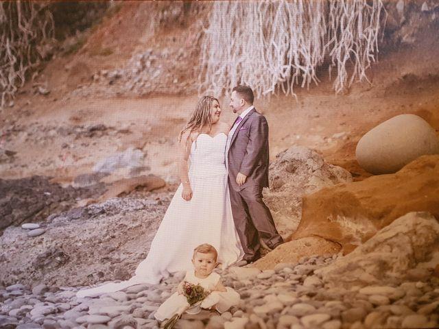 La boda de Samuel y Iris en Los Realejos, Santa Cruz de Tenerife 2