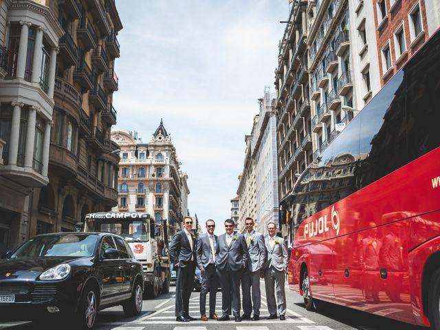 La boda de Terrel y Meghan en Sant Feliu De Codines, Barcelona 2