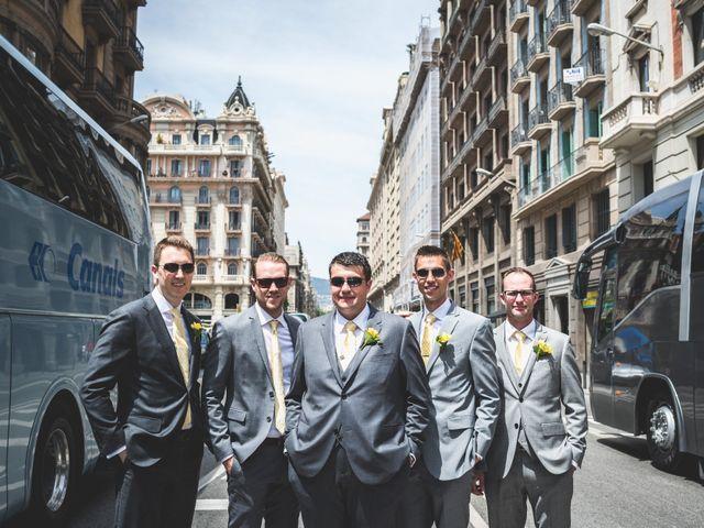 La boda de Terrel y Meghan en Sant Feliu De Codines, Barcelona 3