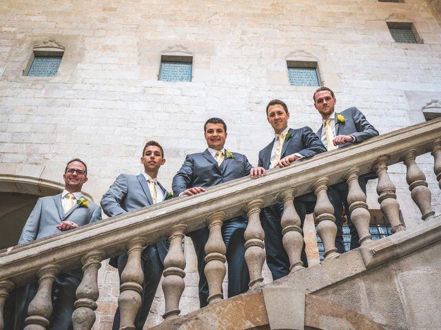 La boda de Terrel y Meghan en Sant Feliu De Codines, Barcelona 7