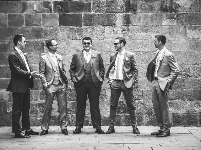 La boda de Terrel y Meghan en Sant Feliu De Codines, Barcelona 9