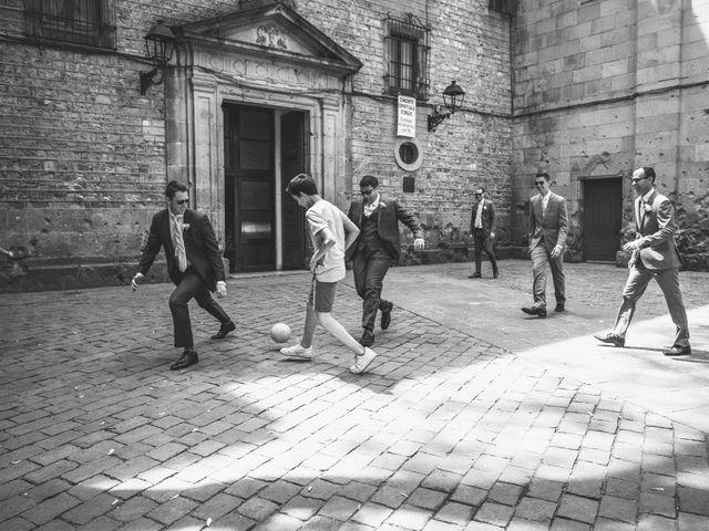 La boda de Terrel y Meghan en Sant Feliu De Codines, Barcelona 13