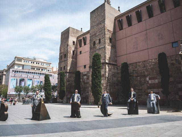 La boda de Terrel y Meghan en Sant Feliu De Codines, Barcelona 15
