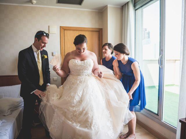 La boda de Terrel y Meghan en Sant Feliu De Codines, Barcelona 19
