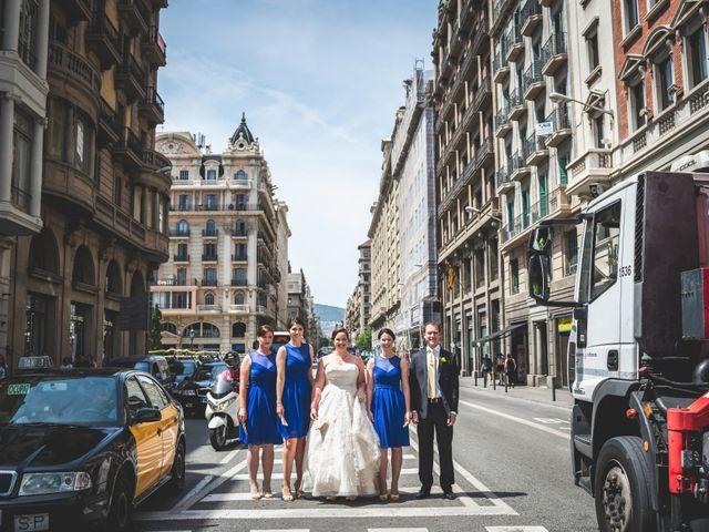 La boda de Terrel y Meghan en Sant Feliu De Codines, Barcelona 22