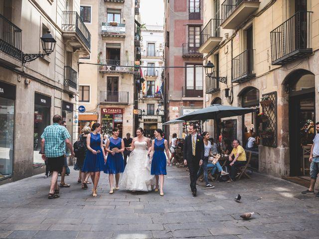 La boda de Terrel y Meghan en Sant Feliu De Codines, Barcelona 23