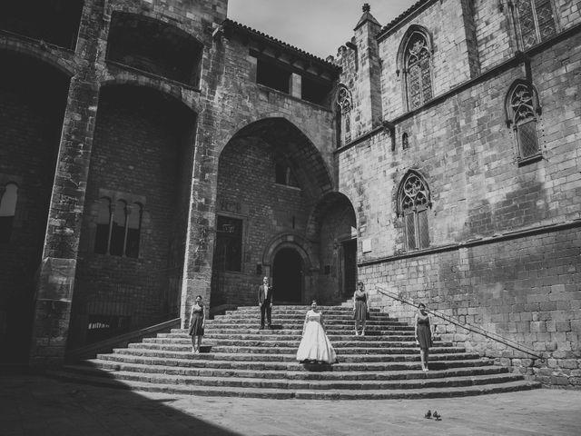 La boda de Terrel y Meghan en Sant Feliu De Codines, Barcelona 24