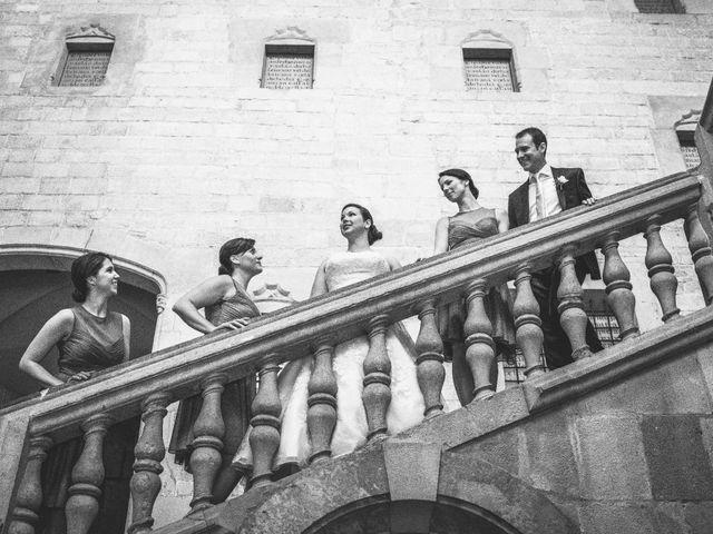 La boda de Terrel y Meghan en Sant Feliu De Codines, Barcelona 26
