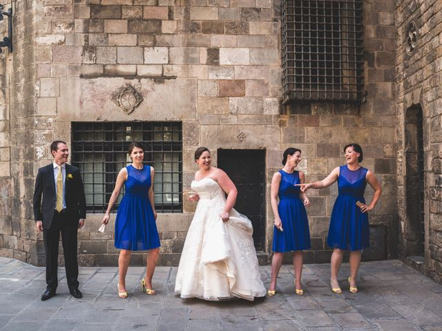 La boda de Terrel y Meghan en Sant Feliu De Codines, Barcelona 27
