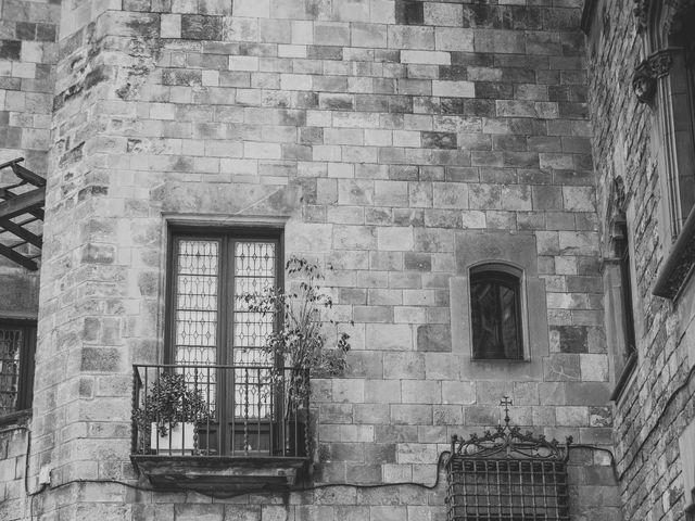 La boda de Terrel y Meghan en Sant Feliu De Codines, Barcelona 28