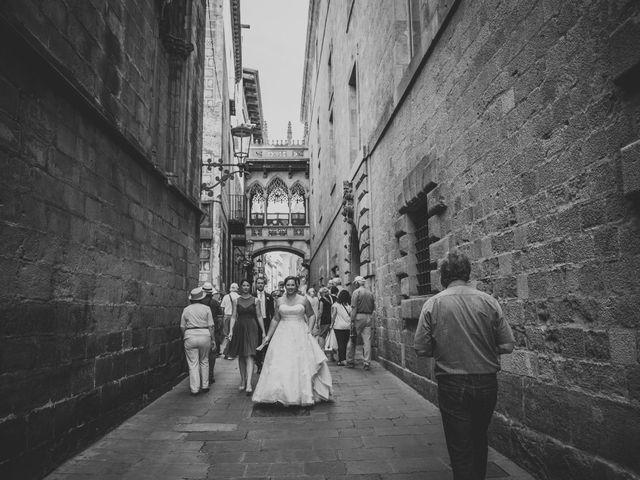 La boda de Terrel y Meghan en Sant Feliu De Codines, Barcelona 29