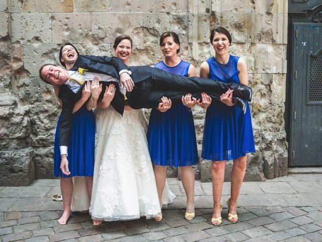 La boda de Terrel y Meghan en Sant Feliu De Codines, Barcelona 30