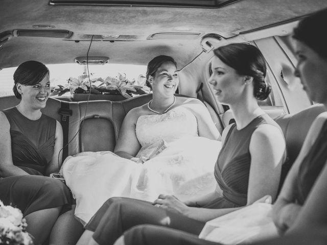 La boda de Terrel y Meghan en Sant Feliu De Codines, Barcelona 35