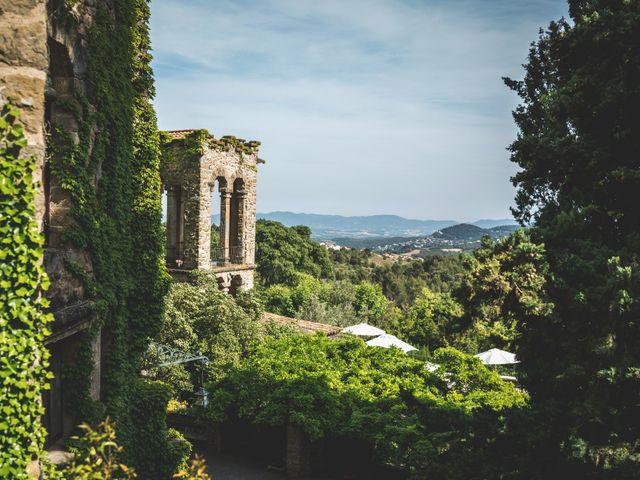 La boda de Terrel y Meghan en Sant Feliu De Codines, Barcelona 37