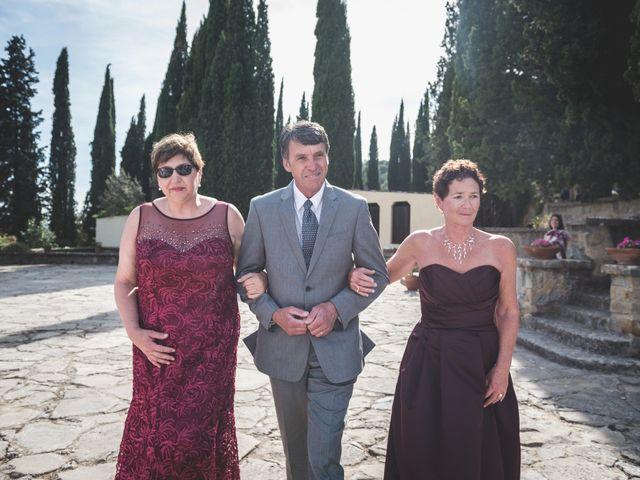 La boda de Terrel y Meghan en Sant Feliu De Codines, Barcelona 39