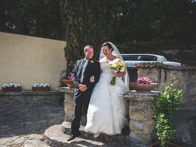 La boda de Terrel y Meghan en Sant Feliu De Codines, Barcelona 40