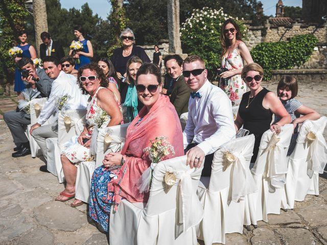La boda de Terrel y Meghan en Sant Feliu De Codines, Barcelona 41