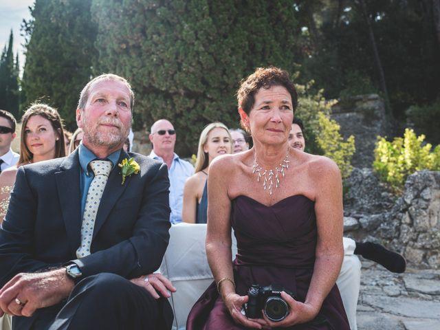 La boda de Terrel y Meghan en Sant Feliu De Codines, Barcelona 43
