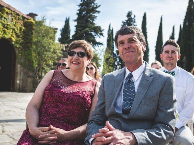 La boda de Terrel y Meghan en Sant Feliu De Codines, Barcelona 44
