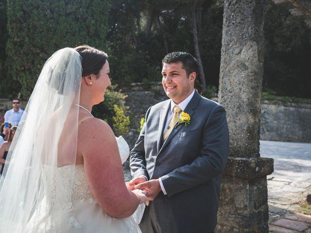 La boda de Terrel y Meghan en Sant Feliu De Codines, Barcelona 45