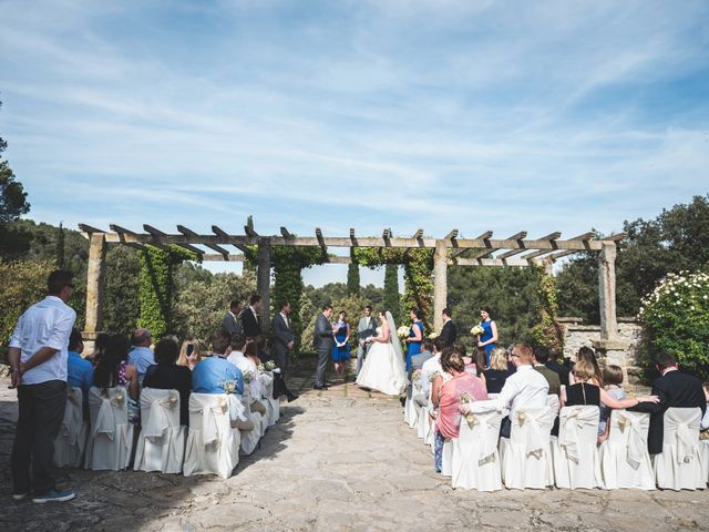 La boda de Terrel y Meghan en Sant Feliu De Codines, Barcelona 50
