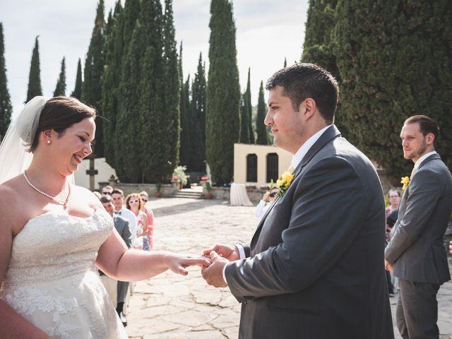 La boda de Terrel y Meghan en Sant Feliu De Codines, Barcelona 52