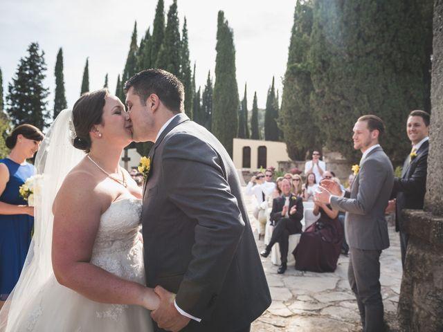 La boda de Terrel y Meghan en Sant Feliu De Codines, Barcelona 54