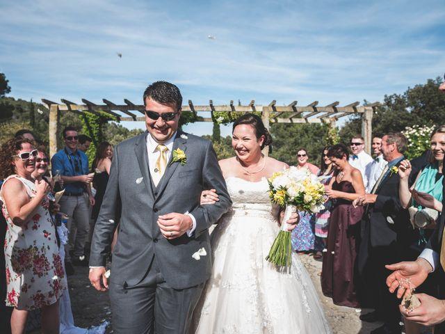 La boda de Terrel y Meghan en Sant Feliu De Codines, Barcelona 59