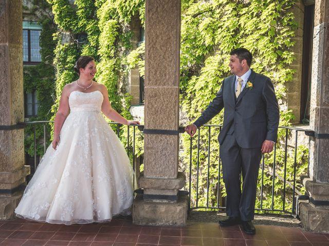 La boda de Terrel y Meghan en Sant Feliu De Codines, Barcelona 62