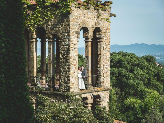 La boda de Terrel y Meghan en Sant Feliu De Codines, Barcelona 63