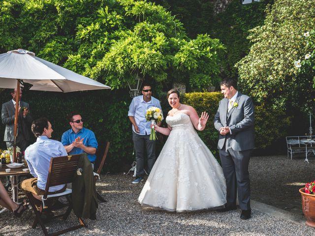 La boda de Terrel y Meghan en Sant Feliu De Codines, Barcelona 70