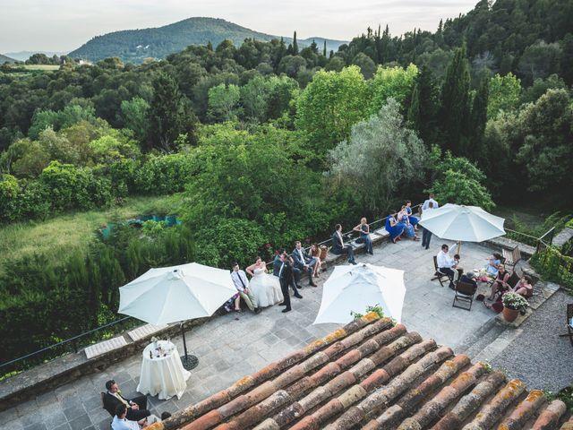 La boda de Terrel y Meghan en Sant Feliu De Codines, Barcelona 81