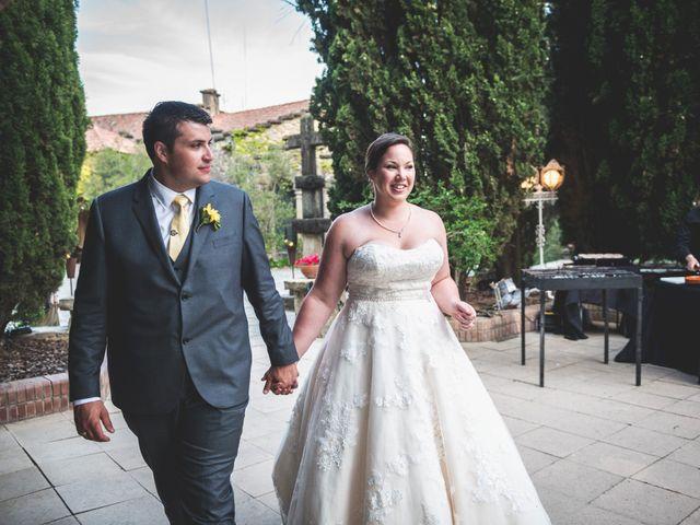 La boda de Terrel y Meghan en Sant Feliu De Codines, Barcelona 83