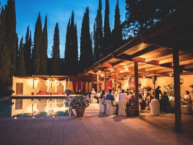 La boda de Terrel y Meghan en Sant Feliu De Codines, Barcelona 92