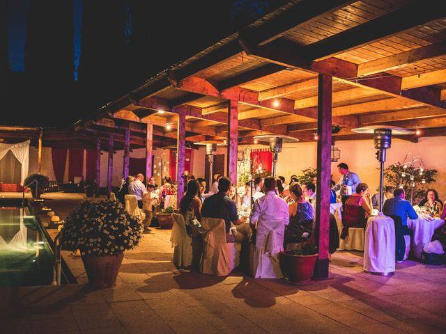 La boda de Terrel y Meghan en Sant Feliu De Codines, Barcelona 100