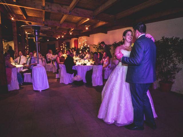La boda de Terrel y Meghan en Sant Feliu De Codines, Barcelona 101