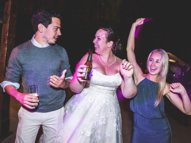 La boda de Terrel y Meghan en Sant Feliu De Codines, Barcelona 107